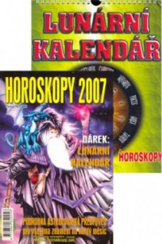 Horoskopy speciál+Lunární kalendář na rok 2007