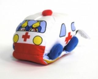 Ambulance kniha s motorkem