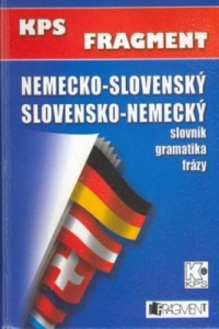 Nemecko-slovenský slovensko-nemecký slovník, gramatika, fráze
