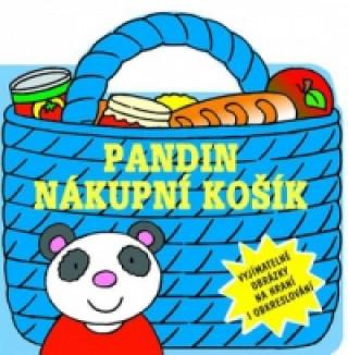 Pandin nákupní košík