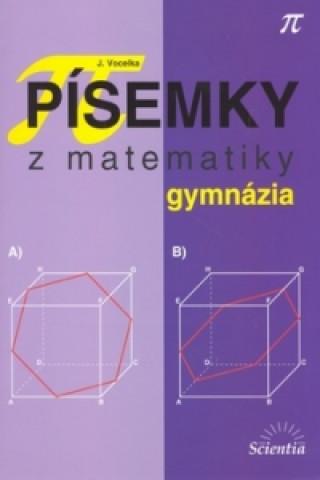 Carte Písemky z matematiky gymnázia Jindřich Vocelka