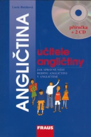 Angličtina učitele angličtiny + 2CD