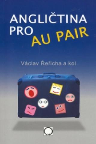 Carte Angličtina pro au pair Řeřicha