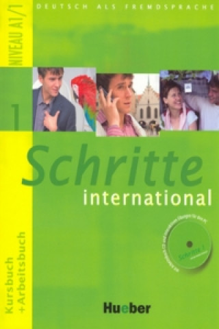 Schritte International 1 KB+AB mit CD