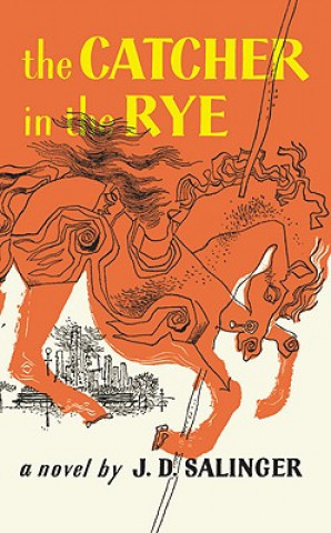 Carte Catcher in the Rye Jerome David Salinger