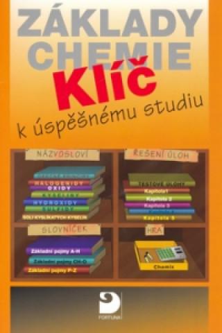 Základy chemie Klíč k úspěšnému studiu + CD