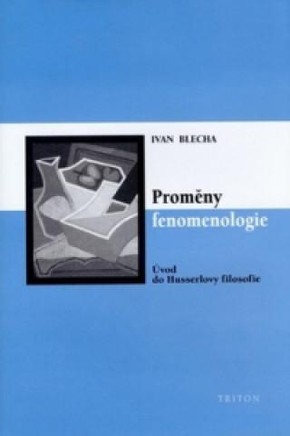 Proměny fenomenologie