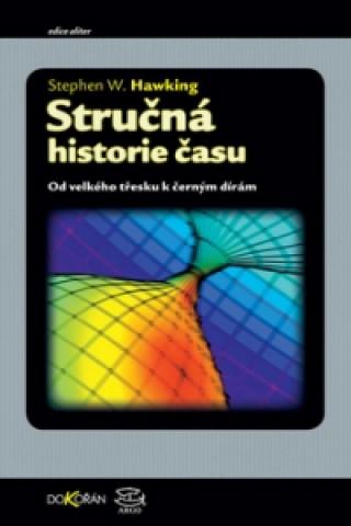 Kniha Stručná historie času Stephen Hawking
