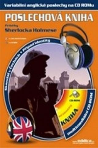 Poslechová kniha Příběhy Sherlocka Holmese