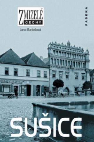 Carte Sušice Jana Bartošová