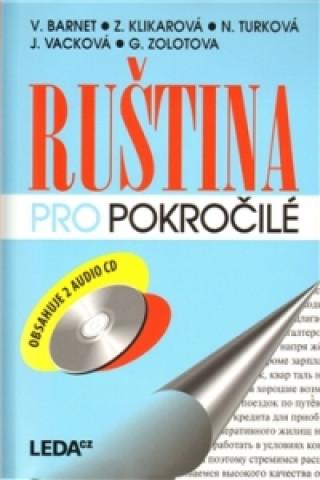 Ruština pro pokročilé + 2 CD
