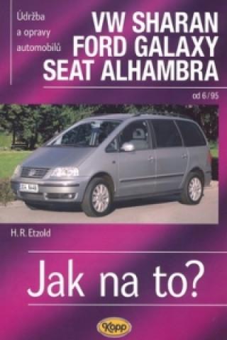 VW Sharan/Ford Galaxy/Seat Alhambra od 6/95
