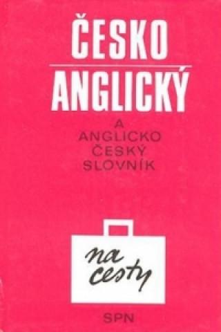 Kniha Česko anglický a anglicko český slovník na cesty