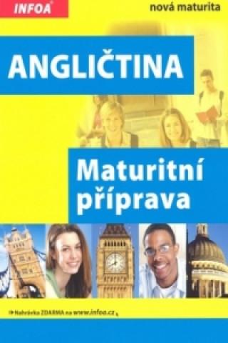Kniha Angličtina Maturitní příprava Elzbieta Manko