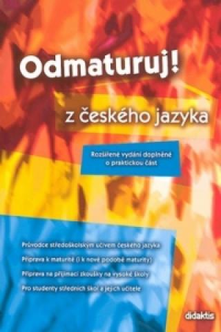 Odmaturuj! z českého jazyka