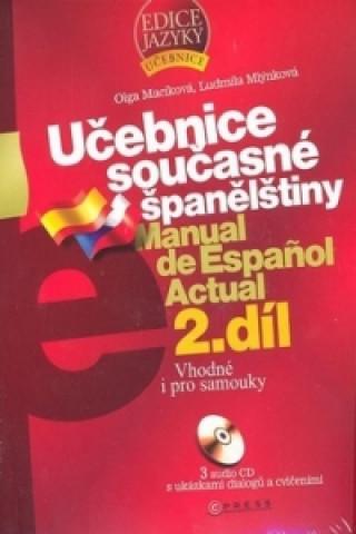 Učebnice současné španělštiny 2.díl