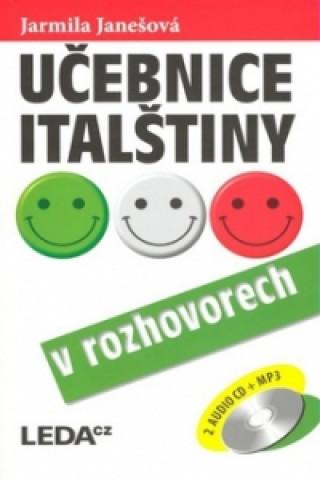 Učebnice italštiny v rozhovorech
