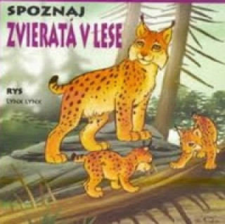 Leporelo - Spoznaj  Zvieratá  v lese