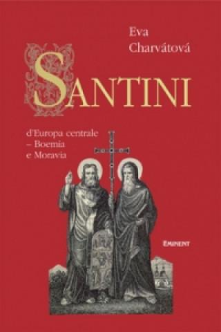 Kniha Santini Eva Charvátová