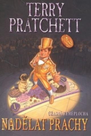 Carte Nadělat prachy Terry Pratchett