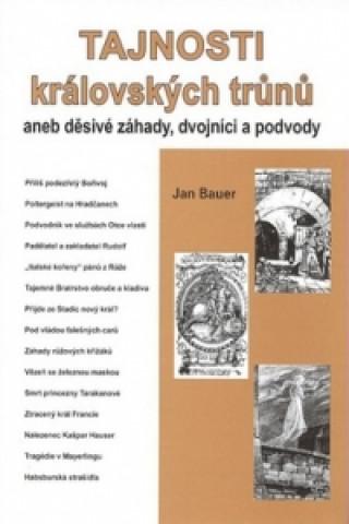 Carte Tajnosti královských trůnů Jan Bauer