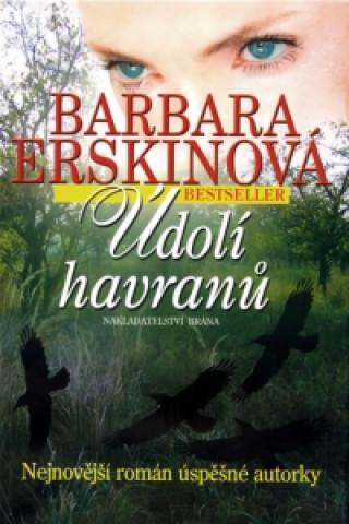 Carte Údolí havranů Barbara Erskin