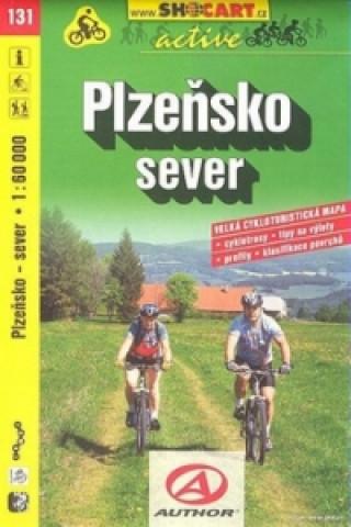 Plzeňsko sever 1:60 000