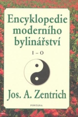 Carte Encyklopedie moderního bylinářství Josef A. Zentrich