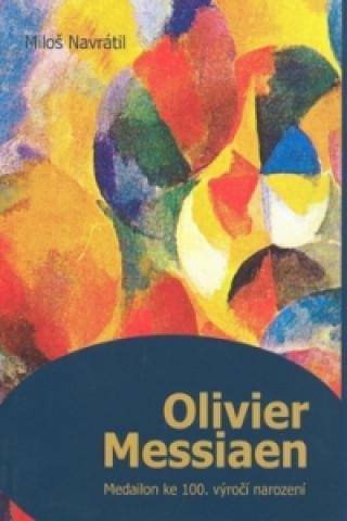 Carte Olivier Messiaen Miloš Navrátil