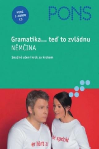 Gramatika...teď to zvládnu Němčina