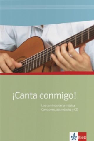 Könyv Canta conmigo Carlos Romero Garcia