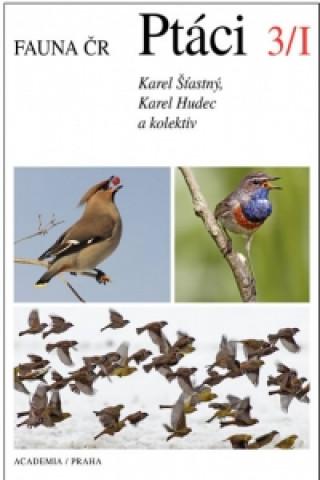 Ptáci 3/I,II Fauna ČR