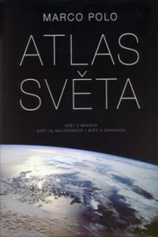 Carte Atlas světa