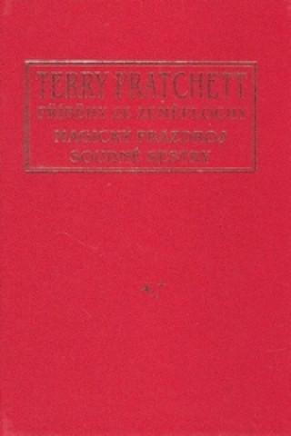 Carte Příběhy ze Zeměplochy Magický prazdroj Soudné sestry Terry Pratchett
