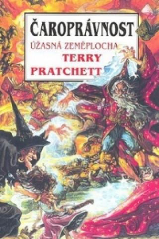 Carte Čaroprávnost Terry Pratchett