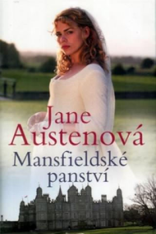 Carte Mansfieldské panství Jane Austen