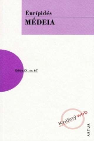 Carte Médeia Euripides