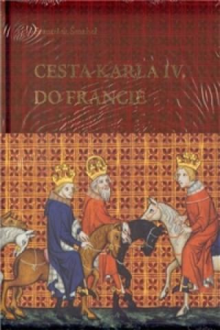 Cesta Karla IV. do Francie