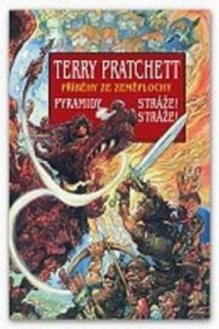 Carte Pyramidy Stráže, stráže Terry Pratchett