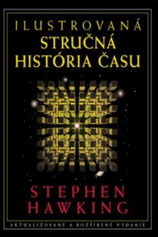 Kniha Ilustrovaná stručná história času Stephen Hawking