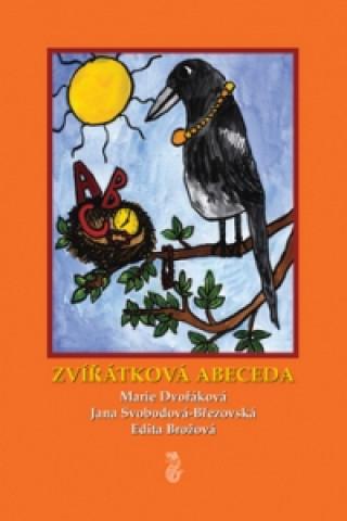 Carte Zvířátková abeceda Jana Svobodová