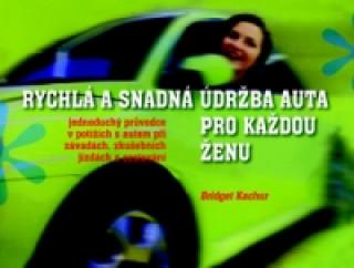 Pragma Rychlá a snadná údržba auta pro každou ženu