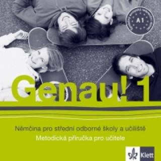 Audio Genau! 1 C. Tkadlečková