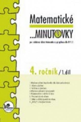 Matematické minutovky 4. ročník / 1. díl