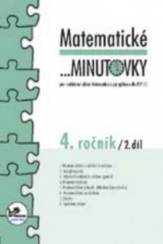 Matematické minutovky 4. ročník / 2. díl