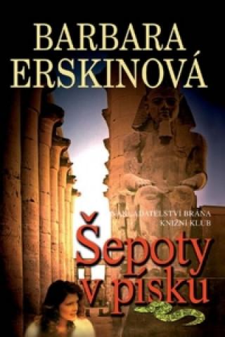 Carte Šepoty v písku Barbara Erskin