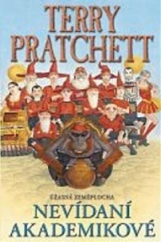 Carte Nevídaní Akademikové Terry Pratchett