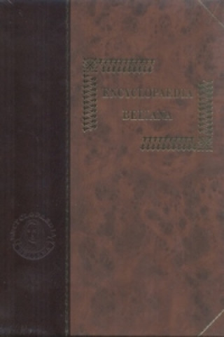 Kniha Encyclopaedia Beliana 1. zväzok collegium