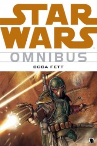 BB art Star Wars Omnibus Boba Fett