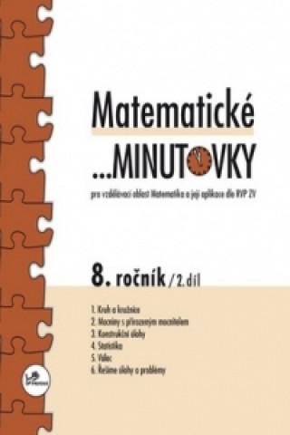 Carte Matematické minutovky 8. ročník / 2. díl Miroslav Hricz